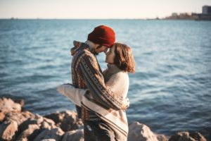 manifesting your desires - loving couple