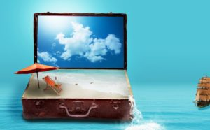 how to attract wealth - dream vacation planning
